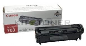 Canon 7616A005 - Cartouche toner d'origine 703