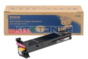 Epson S050491 - Cartouche toner magenta d'origine