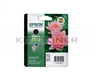 Epson C13T013401 - Cartouche d'encre noire de marque T013401