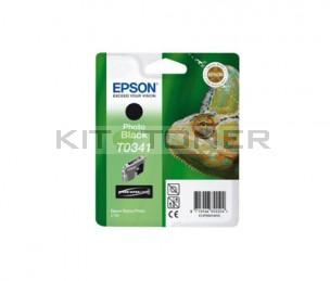 Epson C13T034140 - Cartouche d'encre noire de marque T034140
