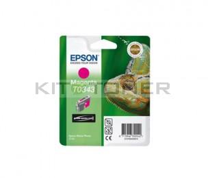 Epson C13T034340 - Cartouche d'encre magenta de marque T034340
