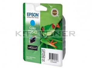 Epson C13T05424010 - Cartouche d'encre cyan originale T0542