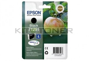 Epson C13T12914011 - Cartouche d'encre Durabrite noire T1291