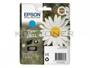 Epson C13T18124010 - Cartouche d'encre cyan Epson T1812