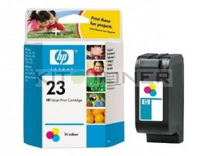 HP C1823D - Cartouche d'encre couleur de marque 23