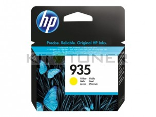 HP C2P22AE - Cartouche d'encre jaune de marque 935