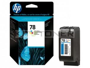 HP C6578D - Cartouche d'encre couleur de marque HP 78
