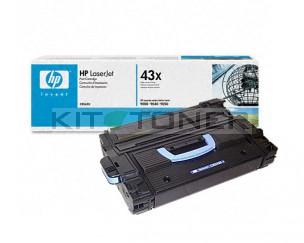 HP C8543X - Toner HP noir d'origine 43X