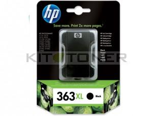 HP C8719EE - Cartouche d'encre noire XL de marque HP 363