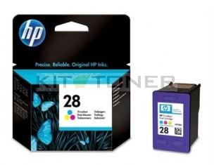 HP C8728AE - Cartouche d'encre couleur de marque 28