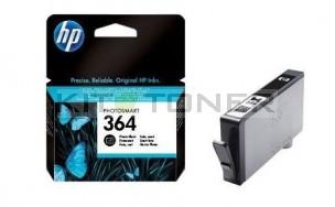 HP CB316EE - Cartouche d'encre noire origine HP 364