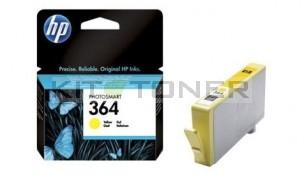 HP CB320EE - Cartouche d'encre jaune originale HP 364