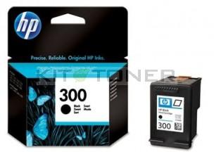 HP CC640EE - Cartouche d'encre noire HP 300