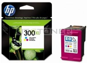 HP CC644EE - Cartouche d'encre couleur HP 300 XL