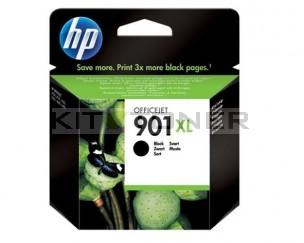 HP CC654AE - Cartouche d'encre noire originale 901XL