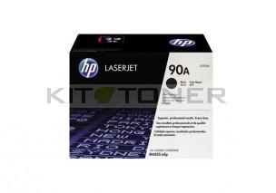 HP CE390A - Toner HP noir d'origine 90A