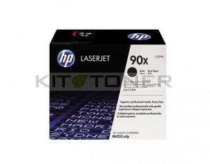 HP CE390X - Toner HP noir d'origine 90X