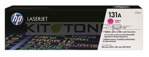 HP CF213A - Toner magenta de marque 131A
