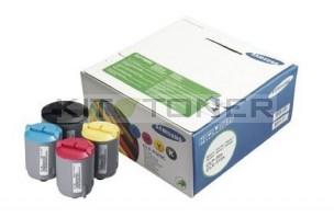 Samsung CLPP300C - Pack de 4 cartouches toner d'origine