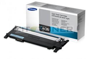 Samsung CLTC406S - Cartouche toner d'origine cyan