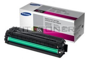 Samsung CLTM504S - Cartouche toner d'origine magenta