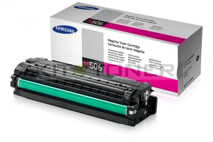 Samsung CLTM506S - Cartouche toner d'origine magenta