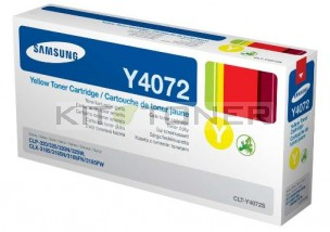 Samsung CLTY4072S - Toner d'origine jaune