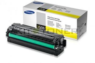 Samsung CLTY506L - Cartouche toner jaune Y506L