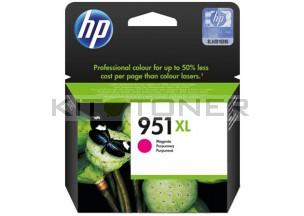 HP CN047AE - Cartouche d'encre magenta de marque 951XL