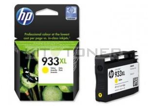 HP CN056AE - Cartouche d'encre jaune de marque 933xl