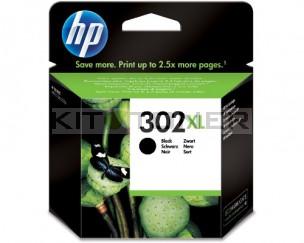 HP F6U68AE - Cartouche d'encre noire originale HP 302 XL