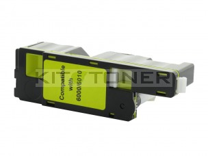 Xerox 106R01629 - Cartouche de toner compatible jaune