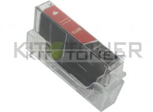Canon CLI8BK - Cartouche d'encre compatible noire 0620B001