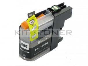 Brother LC123BK - Cartouche compatible d'encre noire