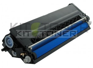 Brother TN326C - Cartouche toner compatible cyan