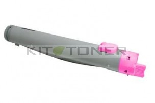 Dell 59310125 - Cartouche de toner compatible Magenta KD557