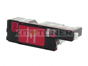 Dell 593BBLZ - Cartouche de toner compatible magenta
