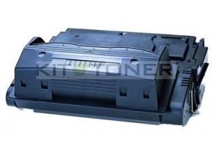 cartouche de toner remanufactur e 39a pour imprimante hp laserjet 4300. Black Bedroom Furniture Sets. Home Design Ideas