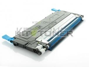 Samsung CLTC4092S - Cartouche de toner remanufacturée Cyan