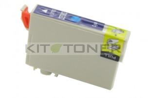 Epson C13T08024011 - Cartouche d'encre compatible cyan T0802