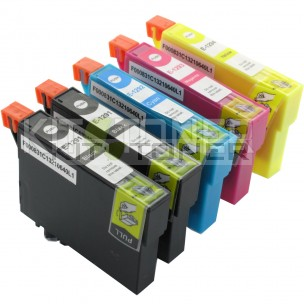 Epson C13T12954011 - Pack de 5 cartouches d'encre compatibles