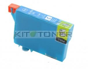 Epson C13T16324010 - Cartouche d'encre compatible cyan T1632