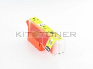 Epson C13T243440 - Cartouche d'encre compatible éléphant jaune