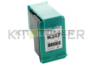 HP C9361EE - Cartouche d'encre compatible couleur 342