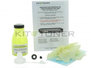 Brother TN245Y - Kit de recharge toner compatible jaune
