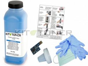Dell 59310313 - Kit de recharge toner compatible Cyan