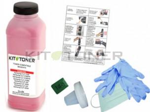 Oki 44469705 - Kit de recharge toner magenta compatible