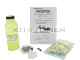 Samsung CLTY404S - Kit de recharge toner compatible jaune