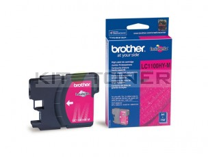 Brother LC1100HYM - Cartouche d'encre d'origine magenta xl