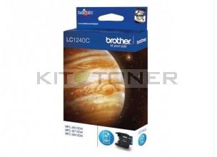 Brother LC1240C - Cartouche d'encre cyan de marque